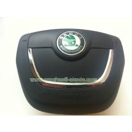 Крышка  подушки безопасности водителя Air-Bag