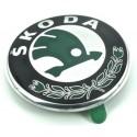 Эмблема  Skoda 1U0853621C MEL
